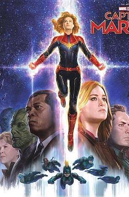 The Art of Captain Marvel