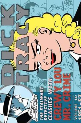 The Complete Dick Tracy #14
