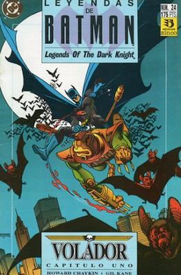 Leyendas de Batman. Legends of the Dark Knight #24