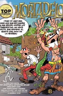 Mortadelo. Top Cómic (Rústica) #62