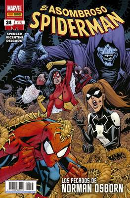 Spiderman Vol. 7 / Spiderman Superior / El Asombroso Spiderman (2006-) (Rústica) #173/24