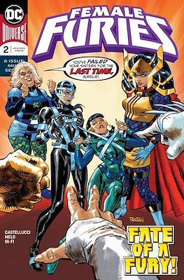 Female Furies (2019-) (Comic Book) #2