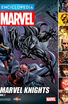 Enciclopedia Marvel (Cartoné) #25