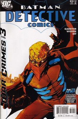 Detective Comics Vol. 1 (1937-2011; 2016-) (Comic Book) #810