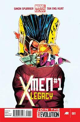 X-Men: Legacy Vol. 2 (2013-2014) (Comic-Book) #1