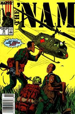 The 'Nam Vol 1 (Comic-book.) #36