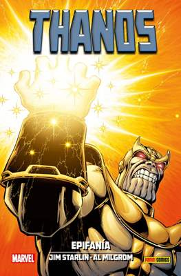 Thanos. 100% Marvel HC (Vol. 2) (Cartoné) #4