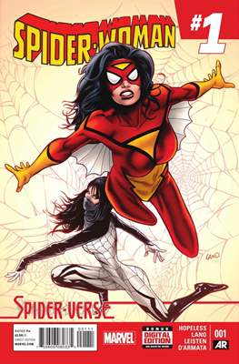 Spider-Woman (Vol. 5 2014-2015) (Comic-book) #1