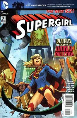Supergirl Vol. 6 (2011-2015) (Comic Book) #7