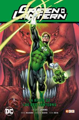 Green Lantern Saga de Geoff Johns (Cartoné 224-168 pp) #11