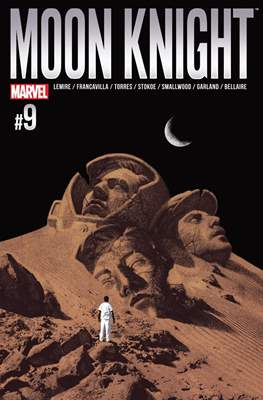 Moon Knight Vol. 8 (2016-2017) #9