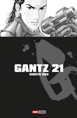 Gantz (Rústica) #21