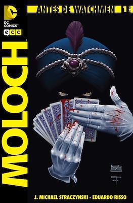 Antes de Watchmen: Moloch (Grapa 32 pp) #1
