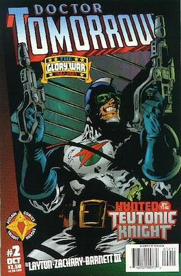 Doctor Tomorrow (Comic Book) #2