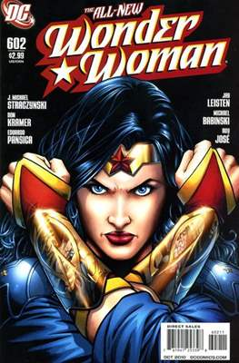 Wonder Woman Vol. 3 (2006-2011) (Comic Book) #602