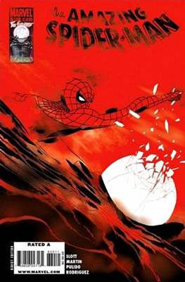 The Amazing Spider-Man Vol. 2 (1999-2014) (Comic-Book) #620