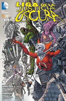 Liga de la Justicia Oscura. Nuevo Universo DC (Rústica 96-128 pp) #10