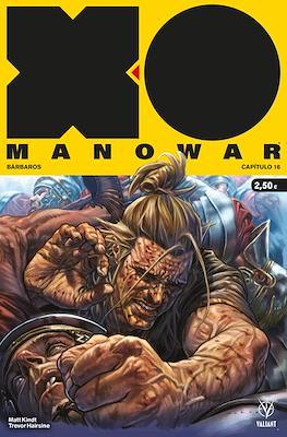 X-O Manowar (2017-) (Grapa) #16