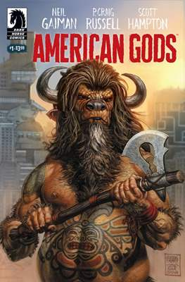 American Gods - Shadows