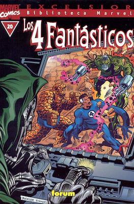 Biblioteca Marvel: Los 4 Fantásticos (1999-2001) (Rústica 160 pp) #20
