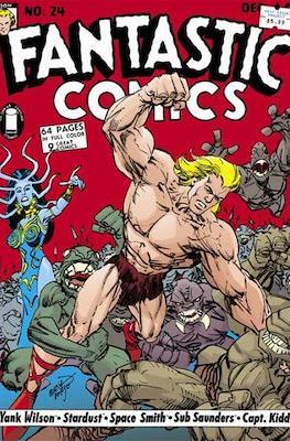 Fantastic Comics (Comic Book 68 pp) #24