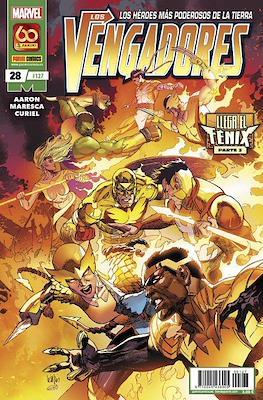 Los Vengadores Vol. 4 (2011-) (Grapa) #127/28