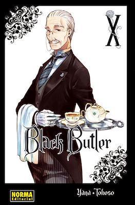 Black Butler (Rústica con sobrecubierta) #10