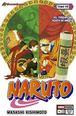 Naruto (Rústica) #15