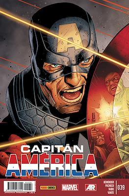 Capitán América Vol. 8 (2011-) (Grapa) #39