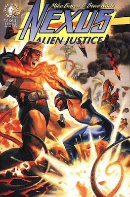 Nexus: Alien Justice (grapa) #3