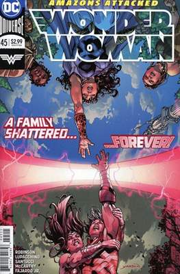 Wonder Woman Vol. 5 (2016-2020) (Comic book) #45