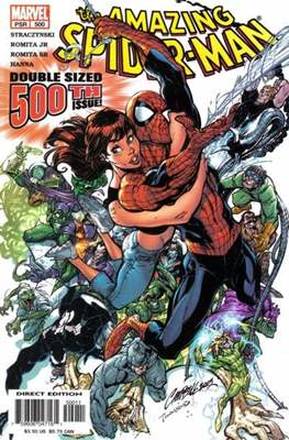 The Amazing Spider-Man Vol. 2 (1999-2014) (Comic-Book) #500