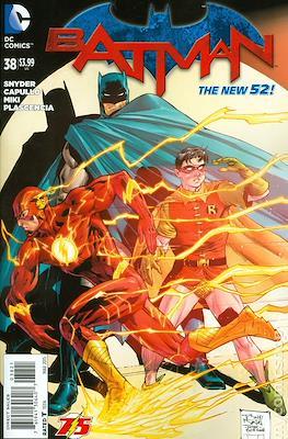 Batman Vol. 2 (2011-2016 Variant Covers) (Comic Book) #38