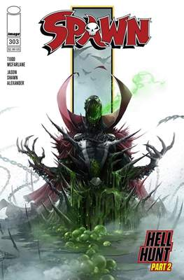 Spawn (Comic Book) #303
