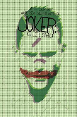 The Joker: Killer Smile (Comic Book) #1