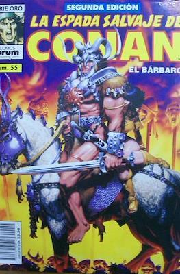 La Espada Salvaje de Conan Vol. 1. 2ª edición (Grapa. 64 páginas) #55