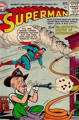 Superman Vol. 1 / Adventures of Superman Vol. 1 (1939-2011) (Comic Book) #96
