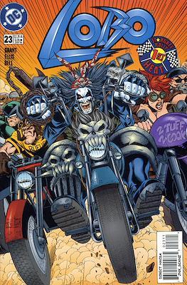 Lobo Vol. 2 (1993 - 1999 Grapa) #23
