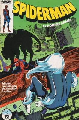 Spiderman Vol. 1 / El Espectacular Spiderman (1983-1994) (Grapa 32-48 pp) #7
