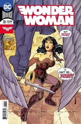Wonder Woman Vol. 5 (2016-) (Comic book) #70