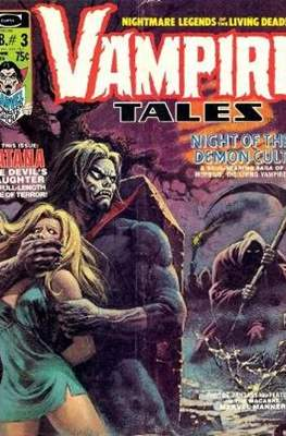 Vampire Tales Vol. 1 (Comic Book) #3