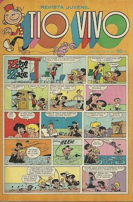 Tio Vivo. 2ª época (1961-1981) (Grapa) #695