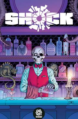 Shock (Hardcover 160 pp) #1