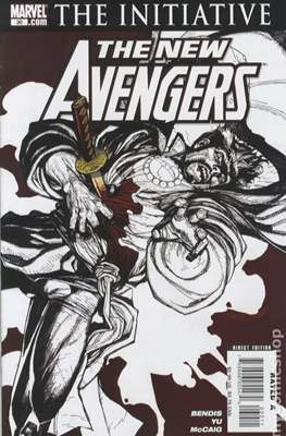 The New Avengers Vol. 1 (2005-2010) (Comic-Book) #30