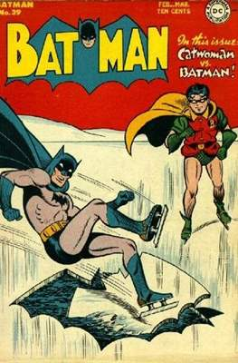 Batman Vol. 1 (1940-2011) (Comic Book) #39