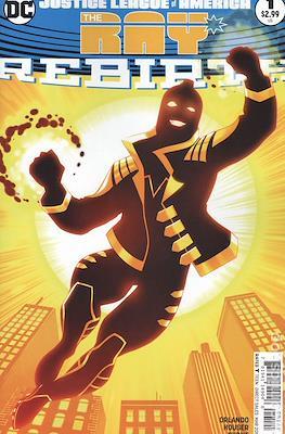 Justice League of America: The Ray Rebirth (Comic Book) #1.1