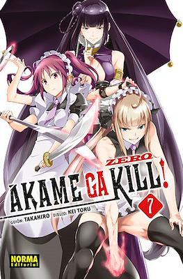 Akame ga Kill! Zero (Rústica con sobrecubierta) #7