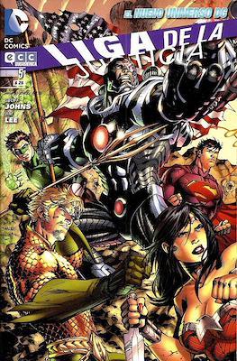 Liga de la Justicia #5