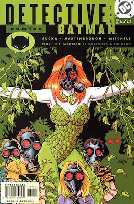 Detective Comics Vol. 1 (1937-2011; 2016-) (Comic Book) #752