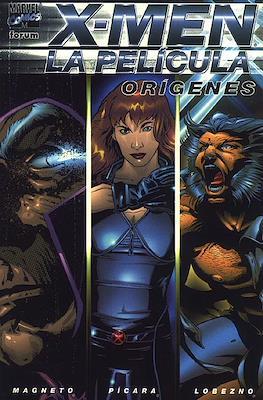 X-Men La película: Orígenes